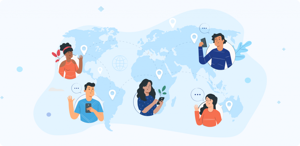 Global digital model