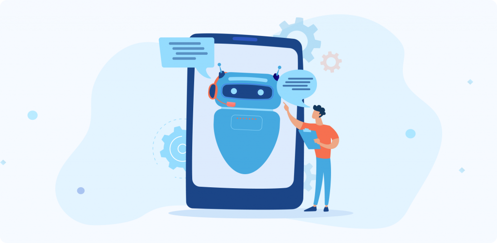 AI-powered chatbots for conversational marketing