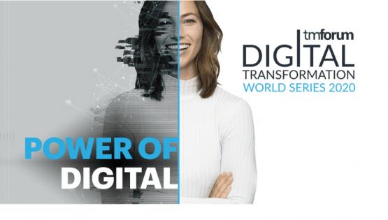 Digital Transformation World Series 2020